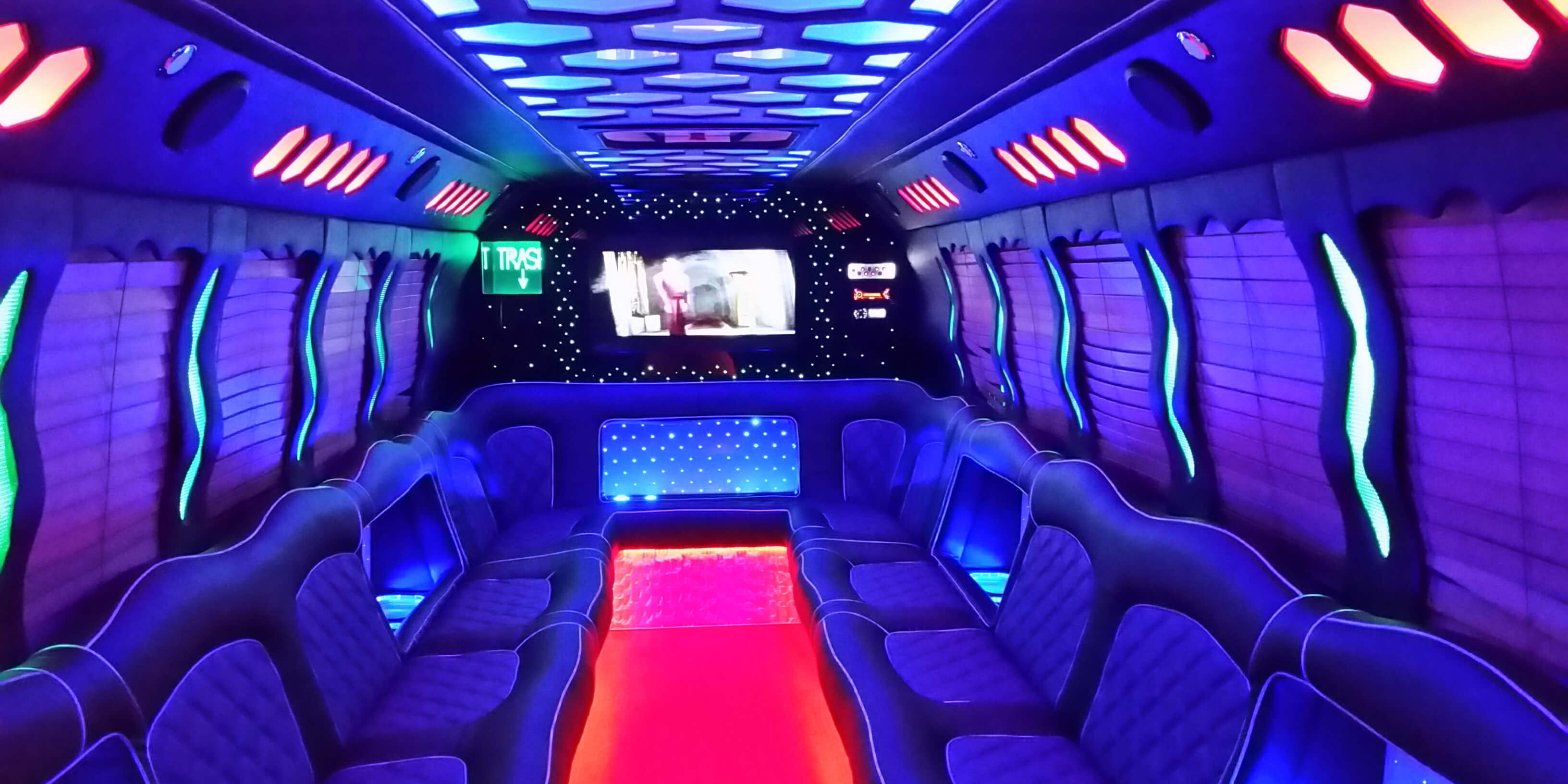 Party Bus Rental Bound Brook, New Jersey | Luxury Limo Rental